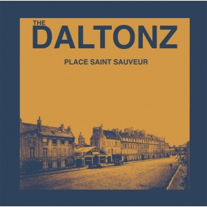 "Daltonz The ‎– Place Saint Sauveur MAXI EP 12"" (Black)"
