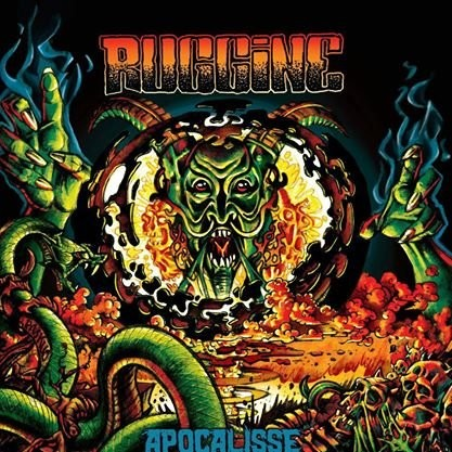 Ruggine - Apocalisse Digipack CD