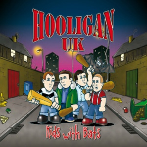 "Hooligan UK – Kids With Bats 12"" LP (Black)"
