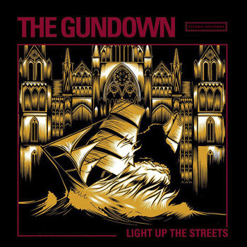 "The Gundown – Light Up The Streets 12""LP (Clear)"
