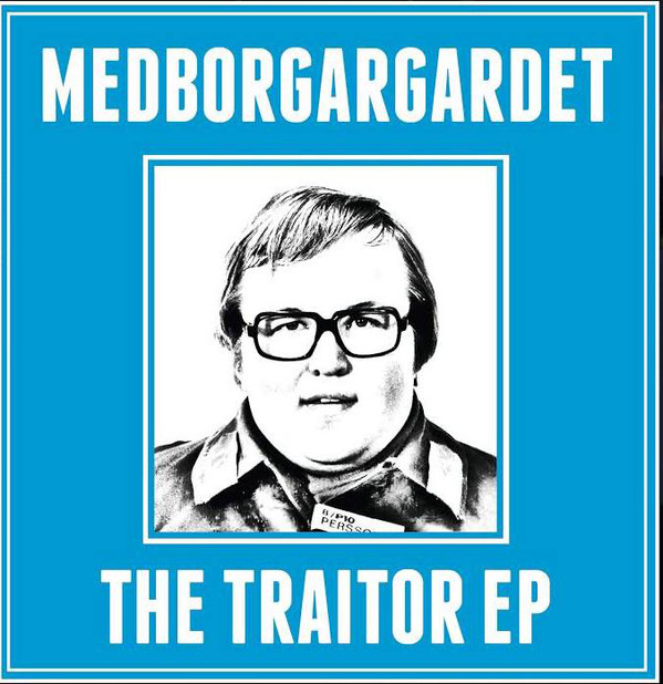 "Medborgargardet - The Traitor 12""EP (clear)"