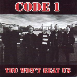 Code 1 – You won't beat us CD