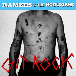 "Ramzes & The Hooligans – Git Rock 12"" LP (Black)"