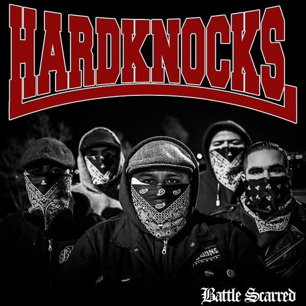 "Hardknocks – Battle Scarred 12""LP (Black)"