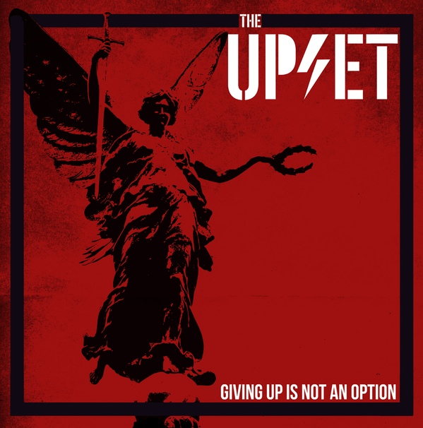 "The Upset ? Giving Up Is Not An Option 12""LP (Red)"