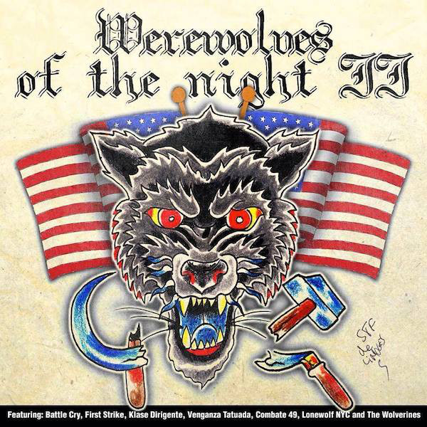 "V/A - Werewolves Of The Night II 12"" LP"