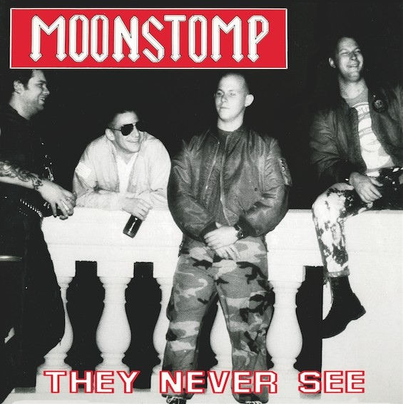 "Moonstomp ‎– They Never See 12""LP (černý)"