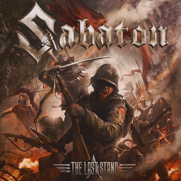 "Sabaton ‎– The Last Stand 2x 12""LP (zelený)"