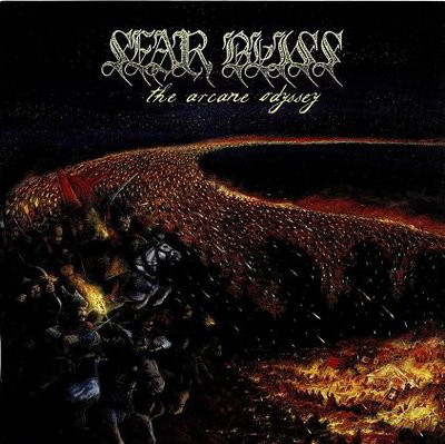 "Sear Bliss - The arcane odessey 12"" LP (Black)"