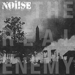 "Noi!se – The Real Enemy 12"" LP (bílý)"