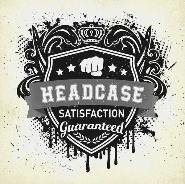 Headcase ‎– Satisfaction Guaranteed LP (černý)