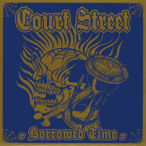 "Court Street - Borrowed Time 7"" EP"