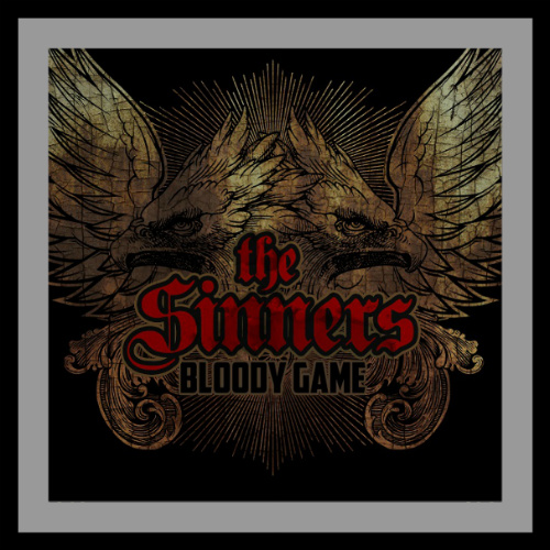 The Sinners - Bloody Game CD