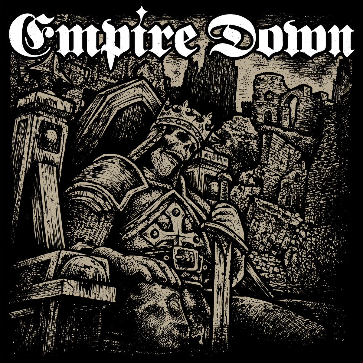"Empire Down ‎– Bastards For The Butcher 7""EP (US Import)"