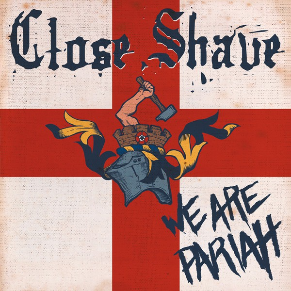 Close Shave ‎- We Are Pariah CD