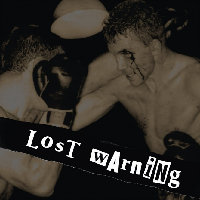 "Lost Warning ""same"" 7"" EP"