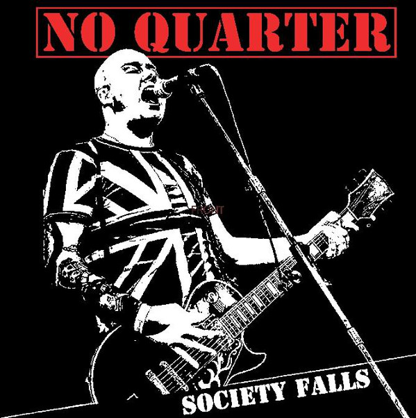 "No Quarter - Society Falls 12""LP (white)"