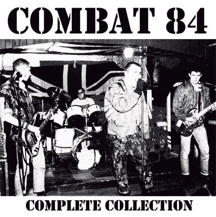 Combat 84 - Complete Collection 2LP (Black)