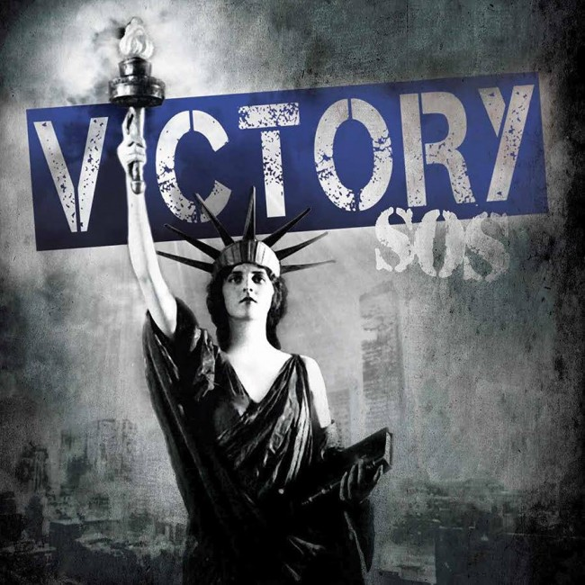 "Victory - S.O.S. 12""LP"