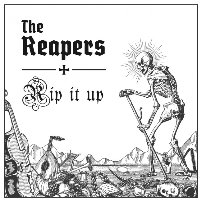 Reapers The - Rip it up CD