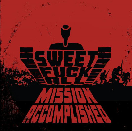 "Sweet FA - Mission accomplished LP 12""LP (bílý)"