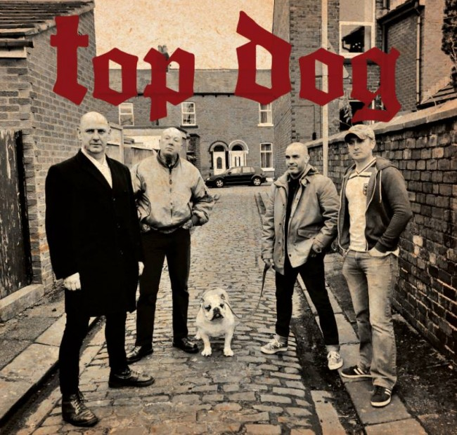 "Top Dog - s/t 12""LP (černý)"